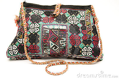 Shoulder bag hand made in turkey