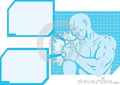 Shoulder pain Diagram