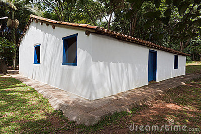 Shout Historical Colonial House Sao Paulo Brazil