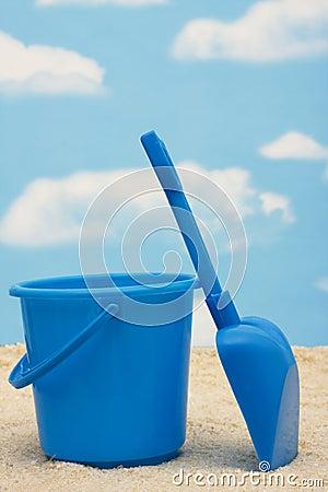 Shovel and Bucket