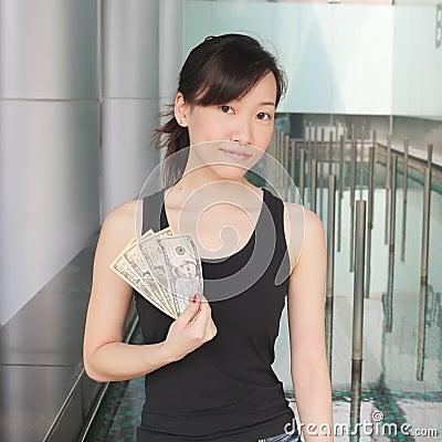 Free Show Me The Money Stock Photo - 10456540