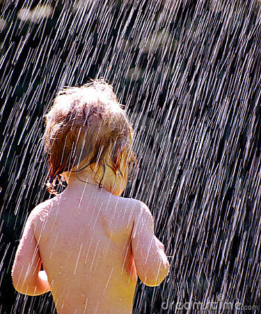 Free Shower Royalty Free Stock Photography - 15437767