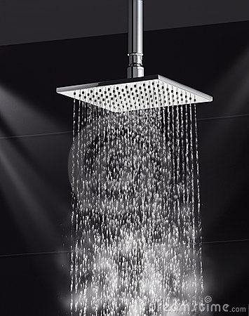 Free Shower Stock Images - 18982384