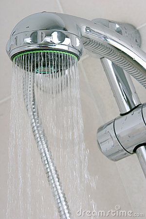 Free Shower Head Royalty Free Stock Photo - 538765