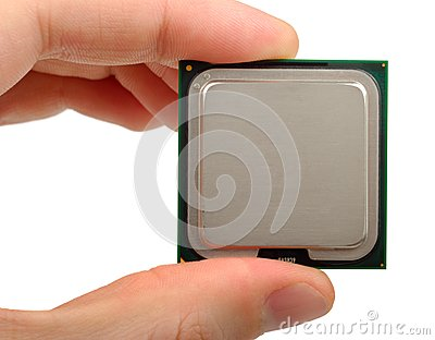 Showing CPU