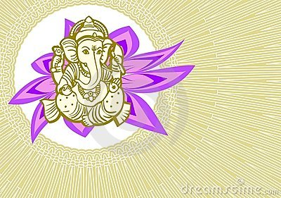 Shree Ganesha card