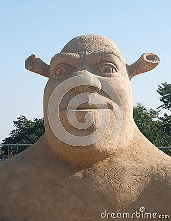 Free Shrek Stock Photo - 10556530