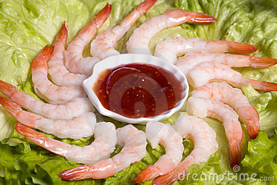 Shrimp Cocktail 2