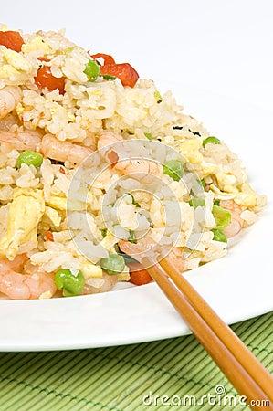 Free Shrimp Fried Rice Stock Photos - 4935003