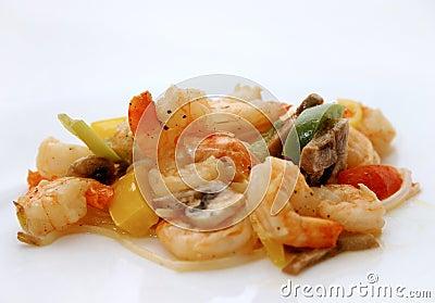 Shrimp meal 2