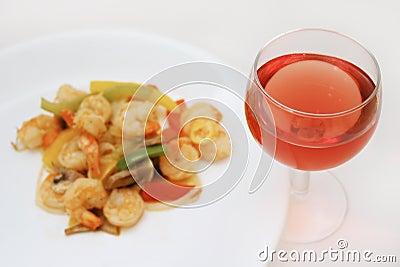 Shrimp meal 4