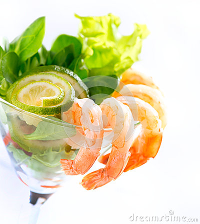 Shrimp or Prawn Cocktail