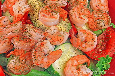 Shrimp Salad Diet