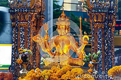 Shrine brahma