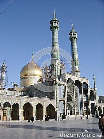 Shrine of Fatima Masuma