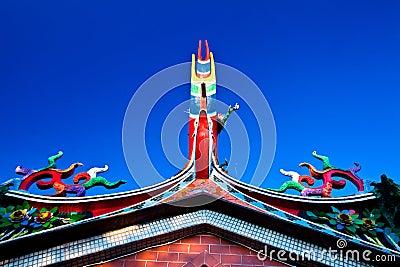 Shrine housetop