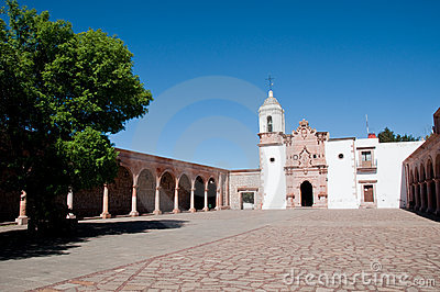 Shrine of Our Lady of Patrocinio, Zacatecas