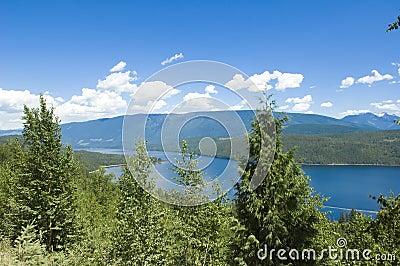 Shuswap Lake, Canada