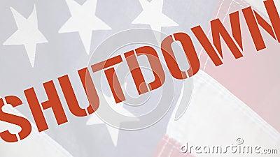 Shutdown word on old flag