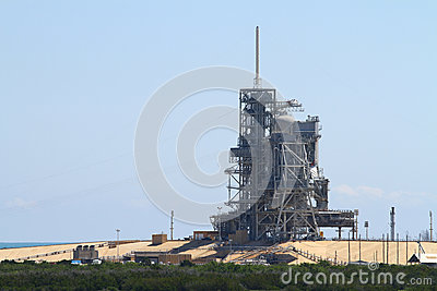 Shuttle Launch Pad