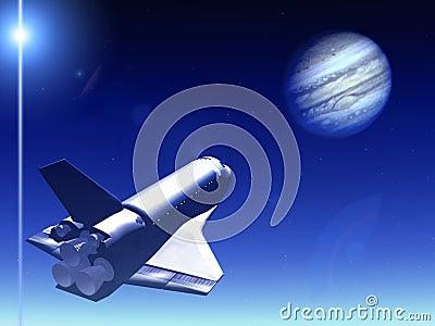 Shuttle In The Sky 42