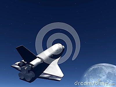 Shuttle In The Sky 50