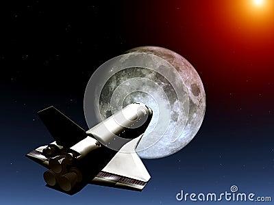 Shuttle In The Sky 54