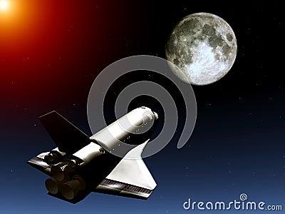 Shuttle In The Sky 55