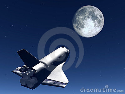 Shuttle In The Sky 58