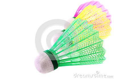 Shuttlecock for Badminton