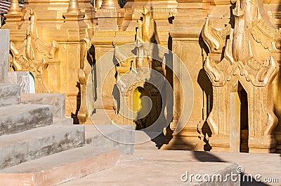 Shwe Indein Pagodas