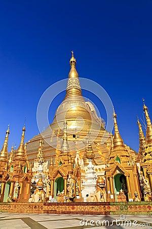 Shwedagon Paya Myanmar