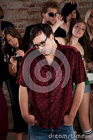 Free Shy Guy Stock Image - 14552061