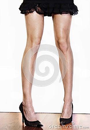 Shy Sexy Legs