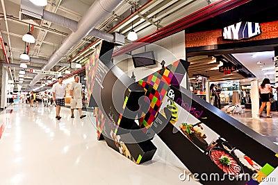 Siam Discovery Center Bangkok Editorial Image