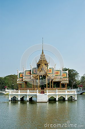 Siam old palace