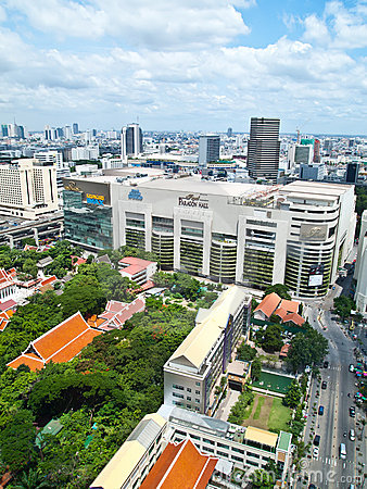 Free Siam Paragon Is One Of Bangkok S Main Shopping Stock Image - 19971831
