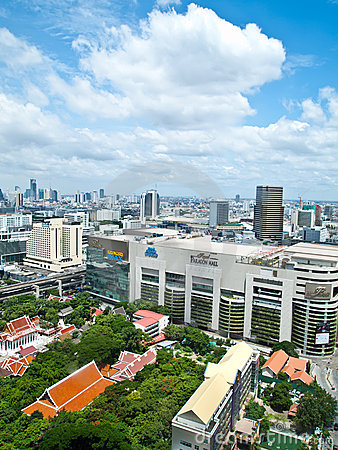 Free Siam Square One Of Bangkok S Main Shopping Areas Royalty Free Stock Image - 19971846