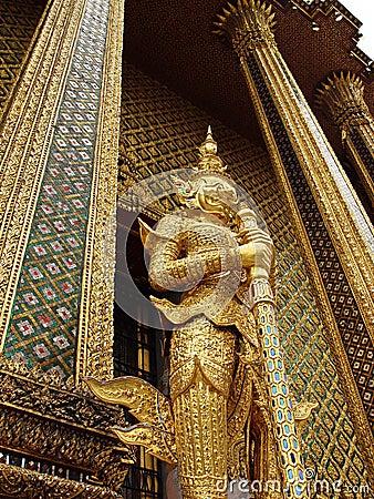 Free Siamese Statue Royalty Free Stock Image - 5741896