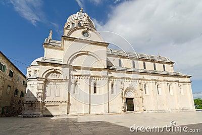 Sibenik. Cathedral