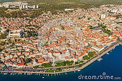 Sibenik old town