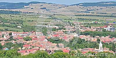Sibiel village