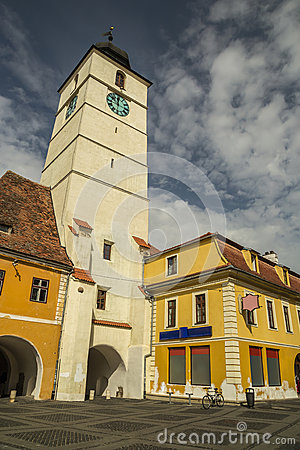 Sibiu Council Tower