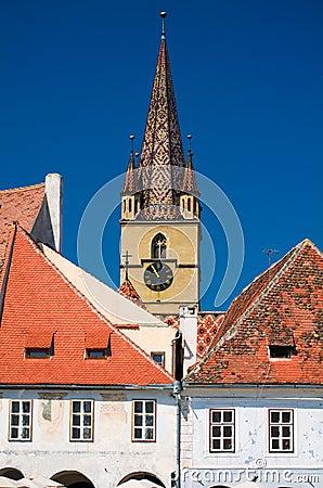 Sibiu - Lutheran Cathedral
