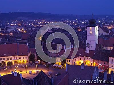 Sibiu-Piata Mare
