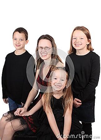 Siblings or babysitter