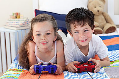 Gaming Kids
