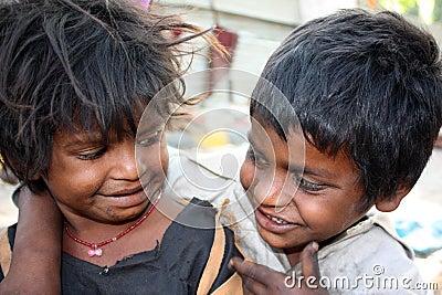 Siblings in Poverty