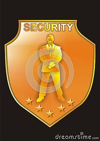 Sicherheits-Zeichen