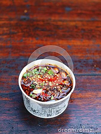 китайские заедки sichuan кухни